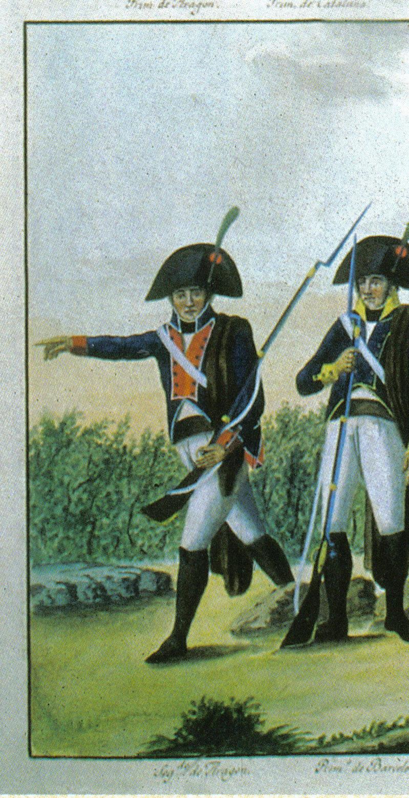 Voluntarios de Aragón 1.807