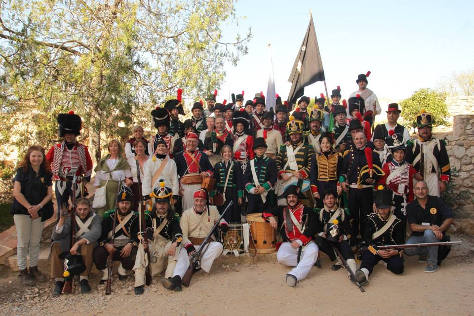 Imagen de Milicias Urbanas Tarragona 1810