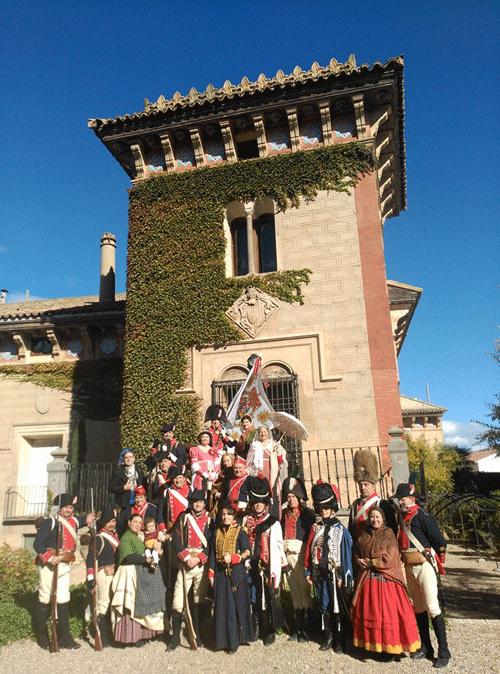 Palacio Duques de villahermosa, Pedrola