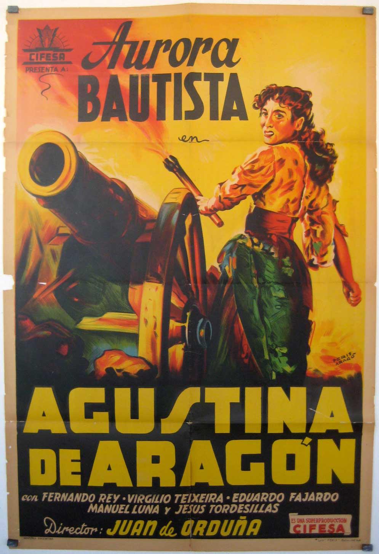 Agustina de Aragon, de Juan de Orduna