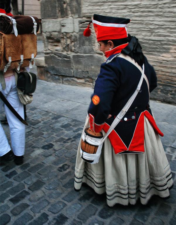 Cantinera de Voluntarios de Aragón