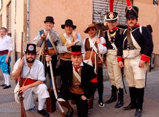 Defensa del Parque de Monteleón (2010)