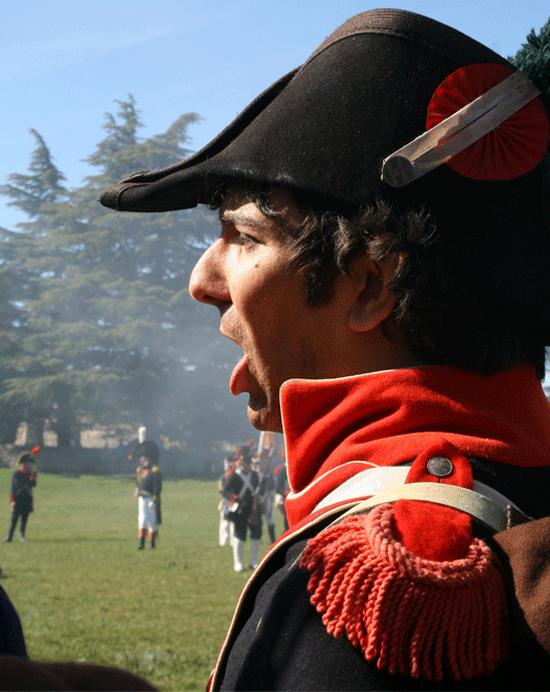 Sargento de Voluntarios de Aragón